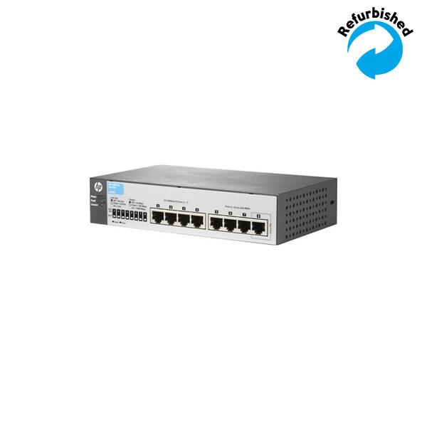 HP ProCurve 1800-8 V2 8x10/100 Mbps Switch J9800A 0887111109507