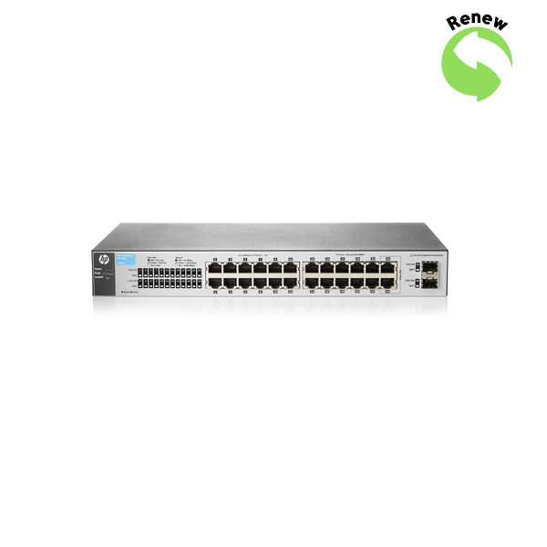 HP ProCurve 1810G-24 V2 24xGigabit Switch J9803AR 5711045567049