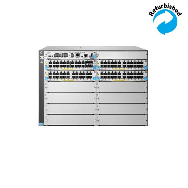 HPE 5412R-92G-PoE+/4SFP v2 zl2 Switch J9826A 0888182309070
