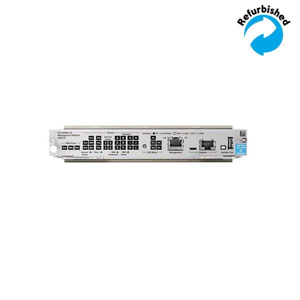 HP 5400R zl2 Management Module J9827A 0888182309087