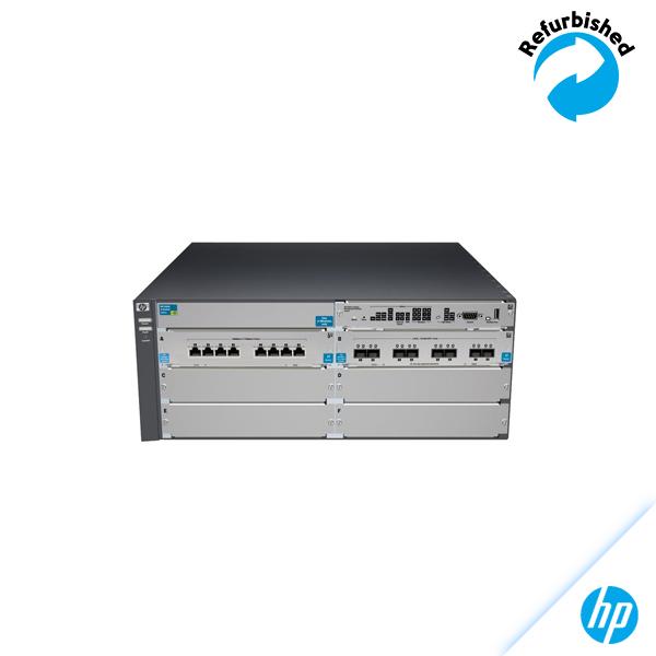 HP 5406 8p 10GBASE-T 8p 10GbE SFP+ v2 zl Switch J9866A 887758998595