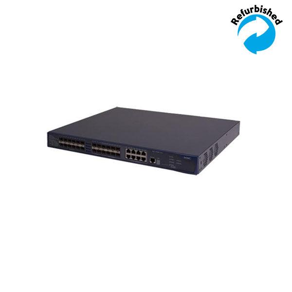 HP A5500-24G-SFP EI TAA Switch /2x Interface Slots JG249A 0886111568246
