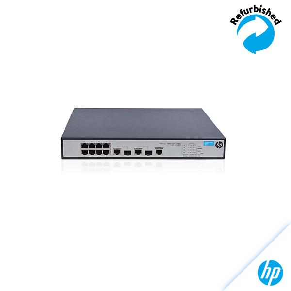 HP ProCurve 1910-8 -PoE+ Switch JG537A 0887758142516
