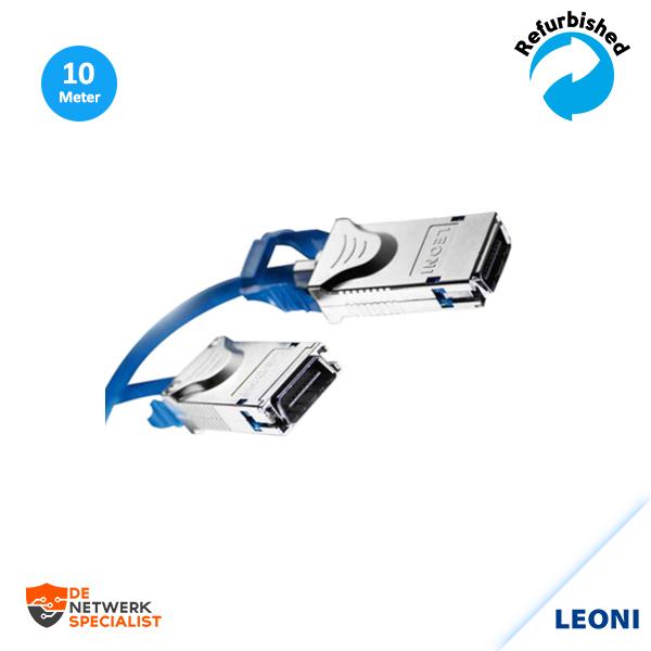 LEONI L45593-A151-B100 10GBaseCX4 Cable 10M