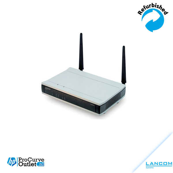 LANCOM 1521 VPN WLAN ADSL (ISDN) Router in OVP