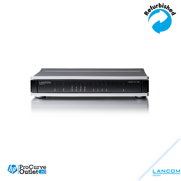 LANCOM 1721 VPN ADSL Router in OVP