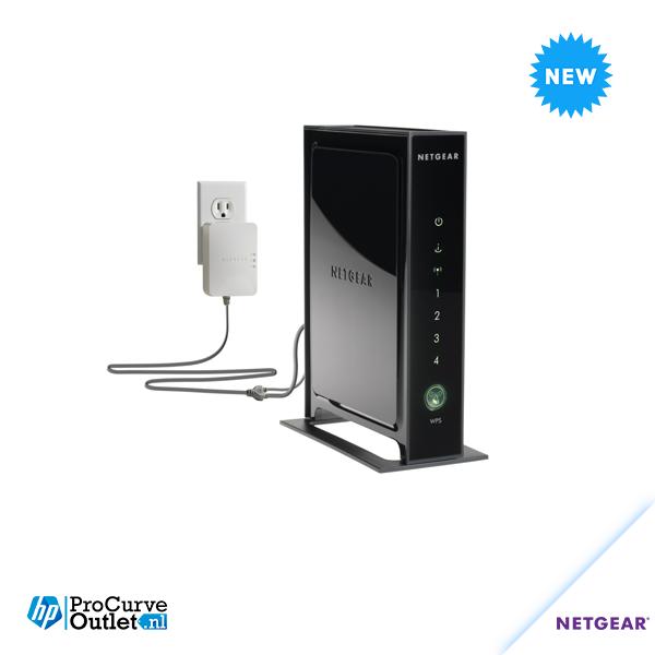Netgear N300 WiFi Router 802.11n Gigabit Open-Source for Endless Fun