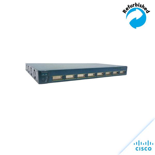 Cisco Catalyst 3508G-XL-EN 8x GBIC WS-C3508G-XL-EN