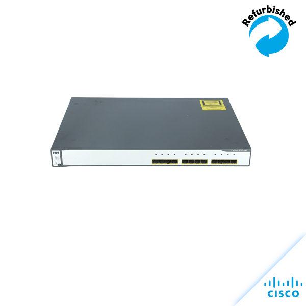 Cisco Catalyst 3750 12xSFP,IPS Image WS-C3750G-12S-E