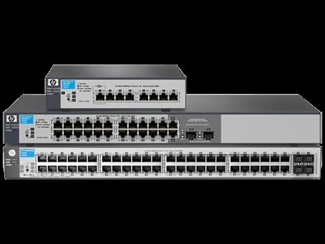 HP switches kopen? - Netwerk Outlet
